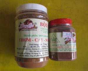 Bán loại Bột Quế Quảng Nam, chất lượng ca0-Làm gia vị, chế biến thức ăn, đắp mặt nạ đẹp da