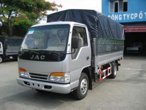 Xe tải jac 2.4 tấn | Xe tải jac 2t4 | Xe tải jac HFC1030K4 | Bán xe tải jac 2 Tấn 4 trả góp.