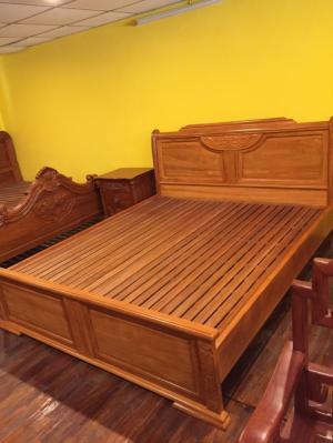 Giường ngũ kiểu hộp