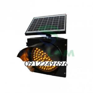 Đèn nháy giao thông D300 năng lượng mặt trời