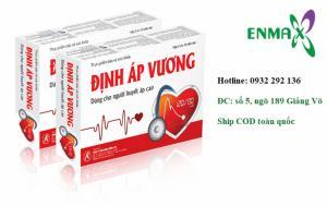 ĐỊnh Áp Vương - giúp ổn định huyết áp cho người cao Huyết áp