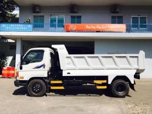 Xe ben Hyundai HD99 thể tích thùng 6.1 m3 đời 2017