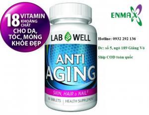Anti Aging  duy trì sự dẻo dai và khỏe mạnh của cơ thể