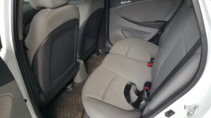 Bán Hyundai Accent Blue sedan 1.4MT số sàn nhập Hàn Quốc 2015 biển Sài Gòn