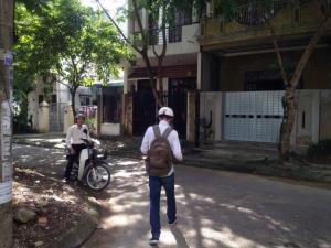 Bán gấp lô đất mặt tiền đường Thái Phiên - TP Huế