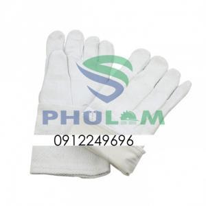 Găng tay amiăng chống cháy chịu nhiệt độ cao