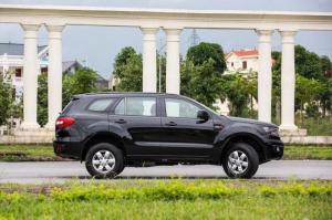 Ford Everest Ambiente 2018 chuẩn bị chào sân