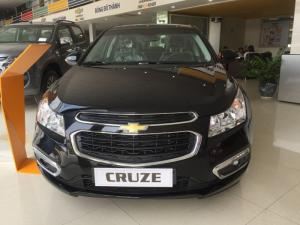 Chevrolet Cruze Đen Lt 2017
