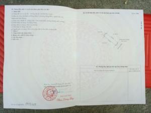 Bán lô đất TĐC Đồng Hoà, Kiến An, dt 90m( 4.5x20), hướng ĐNam, gần cầu niệm 2