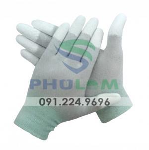 Găng tay carbon chống tĩnh điện ngón tay