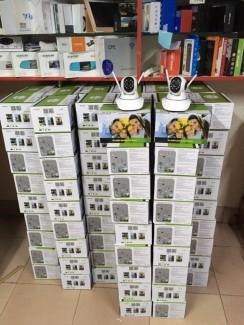 Camera IP Wifi VNTIS-Yoosee không dây – Ghi hình HD720p