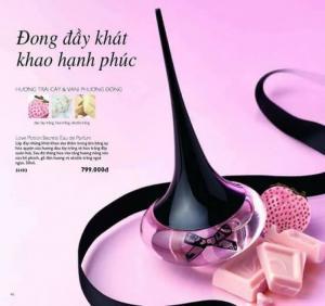 Nước hoa nữ oriflame Love Potion Secrets Eau De Parfum 31493 oriflame