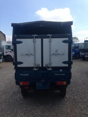Bán xe tải nhẹ máy xăng vào phố cấm tải 7 tạ, 9 tạ Thaco Trường Hải có đầy đủ các loại thùng để có giá ưu đãi