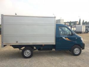Bán xe tải nhẹ máy xăng tải 7 tạ 9,9 tạ động cơ Suzuki Thaco Trường Hải đầy đủ loại thùng