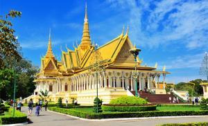 Tour Du Lịch Campuchia (Phnom Penh - Siem Reap ) Tết Nguyên Đán