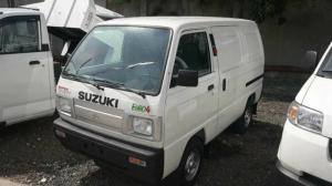Bán Suzuki Blind Van Đời 2017, Màu Trắng