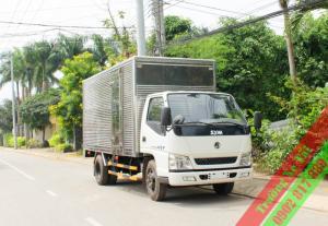 Xe tải SYM 2 tấn trả trước 40 triệu nhận xe ngay