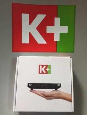 K+ Giảm Giá Chỉ 500.000 Đ Trọn Bộ Thiết Bị
