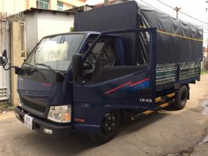 Bán Xe Hyundai IZ49 2.5T Thùng Bạt, Xe Có Sẵn