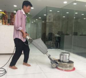 Dịch vụ vệ sinh văn phòng HCM
