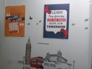 Thiết kế và In tranh theo yêu cầu - In tranh phẳng quotes chữ hay