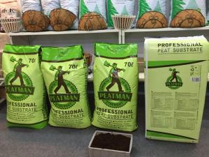 Chất nền hữu cơ Peat Moss (Peatman)