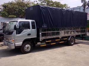 Bán xe tải Jac 8T4 thùng bạt từ Chassis mới 100% cho vay từ 70-90% giá trị xe