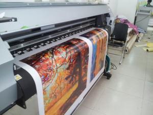 In tranh sơn dầu 3D trên nền vải canvas tại TPHCM