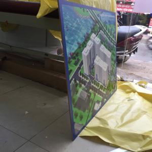Xưởng tranh phẳng tại TPHCM