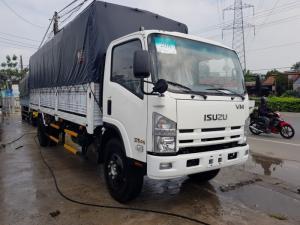 Bán xe tải ISUZU VM 8.2 tấn| 8 tấn 2| 8T2| 8200kg thùng mui bạt