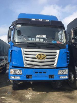 Bán xe tải Faw 7.8 tấn| 7T8 |7.8 tấn nhập khẩu, thùng siêu dài 9.8 mét