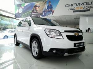 Chevrolet Orlando LT Xe chạy Gia Đình, Kinh...