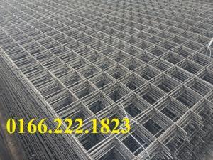 Lưới thép hàn hình vuông ô 100x100, 150x150, 200x200, theo yêu cầu khách hàng