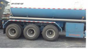 Đại lý phân phối Miền Nam thanh lý 3 chiếc DOOSUNG Mooc Bồn chở nhiên liệu 40 Khối-giá rẻ-xe có sẵn