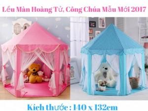 Lều Công Chúa phong cách Hàn Quốc Cực Đáng Yêu Cho Bé Kích thước: 140 x 132cm - MSN1831005