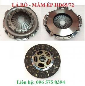 LÁ BỐ - MÂM ÉP   XE TẢI HYUNDAI HD120 HD210 HD170 HD260 HD270 HD320 HD360 HD700 HD1000  XE 5T ĐẾN 24T