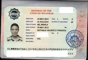 Dịch vụ làm visa đi Myanmar - Làm nhanh - Lấy khẩn - Siêu rẻ