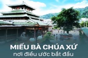 Tour Du Lịch Hành Hương Châu Đốc Tết Nguyên Đán 2018