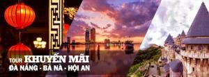 Tour Du Lịch Đà Nẵng Hội An Bà Nà Hill Tết Nguyên Đán 2018