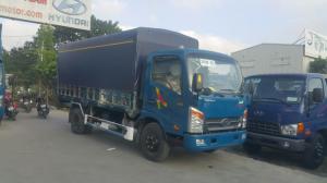 Xe tải Veam VT350 3.5 tấn, thùng dài 4m9, máy Hyundai