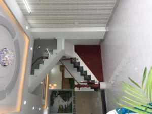 Bán nhà Thị Trấn Nhà Bè hẻm 1982 Huỳnh Tấn Phát DT 4m x 14m, 2 lầu, 4 PN, Giá 2.5 tỷ
