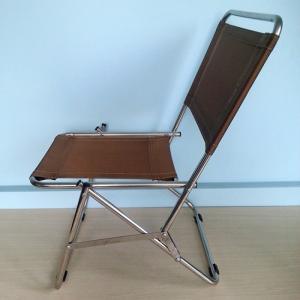Bán bàn ghế xếp vải khung inox đẹp rẻ