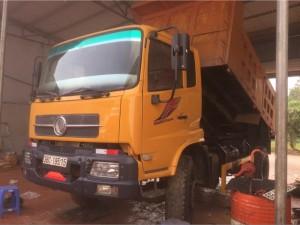 Bán xe tải ben 8 tấn DONGFENG nhập khẩu 2010 xe đẹp