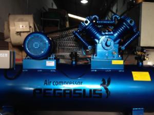 Máy nén khí giá rẻ Pegasus 10Hp, 7.5hp, 7.5kw, 5.5kw