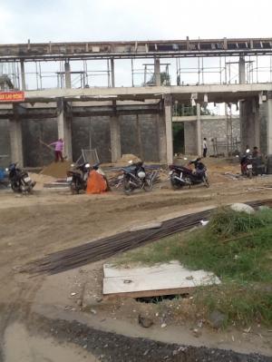Cần bán gấp các lô liền kề và Ki ốt giá tốt ngay khu phố chợ hiện đại Điện Nam Bắc.