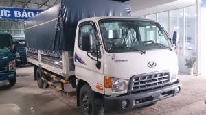 Bán Xe Hyundai Hd120s 8 Tấn Thùng Bạt Trả Trước 20%