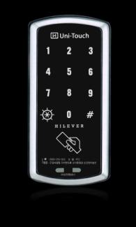 Khóa cửa mật mã-thẻ PTC702 -Korea