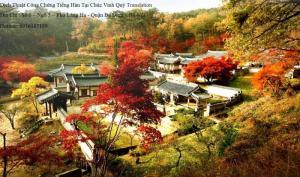Dịch thuật công chứng tiếng Hàn Quốc tại Quận Hoàng Mai Hà Nội