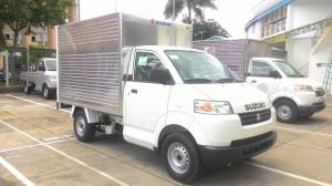 Xe tải Suzuki 750kg thùng kín giá tốt Sài Gòn! XE GIAO NGAY. Gọi: 0903.003.617