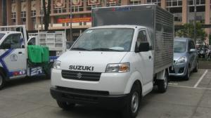 xe tải suzuki pro 750kg thùng kín